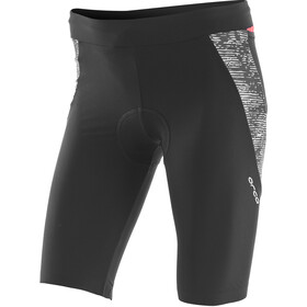 ORCA 226 Kompress Pantalones Triatlón Mujer, orange-black